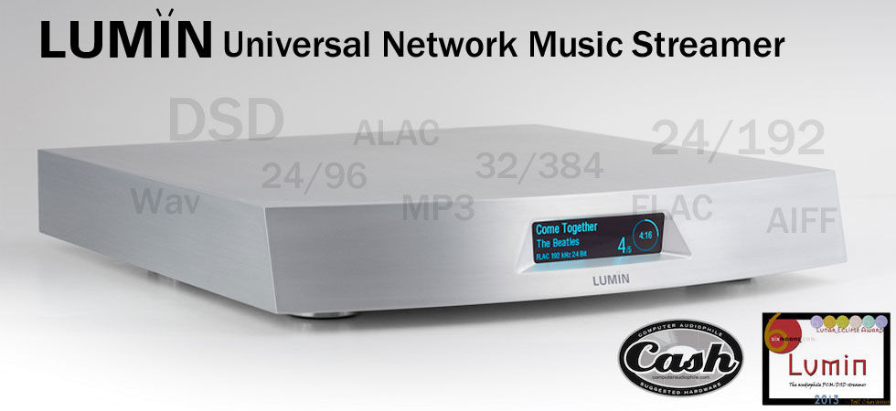 Lumin Network Music Player